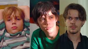Boyhood 3 portraits