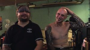 Punk Marton Attila & Papp_deface